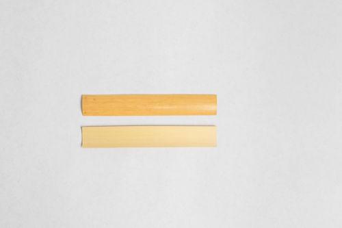 Bassoon Cane - Glotin Gouged - Bundle Of 10