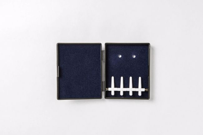 Plastic Reed Case for 4 - Bassoon