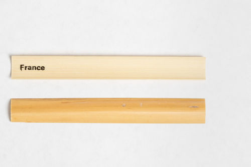 English Horn Cane - French Gouged
