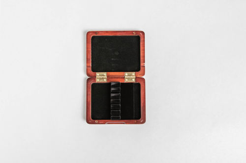 Oboe Reed Case For 6 Wood