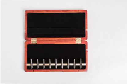 Wood Bassoon Reed Case for 9