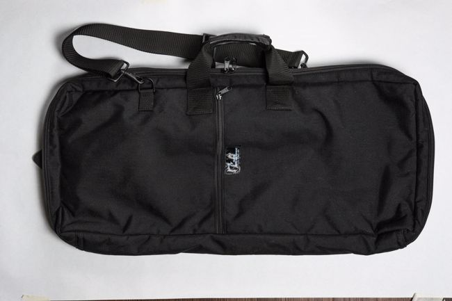 Bassoon Case Cover-Backpack