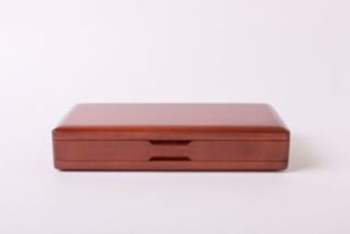 Picture of Wooden Oboe Reed Case for 40